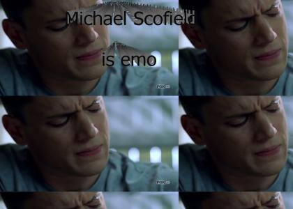 Scofield is emo