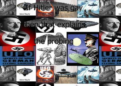 secret Nazi UFO