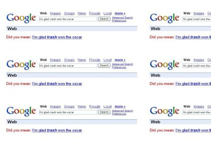 Google loves Brokeback Mountain.