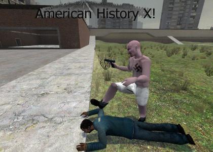 Half-Life History X