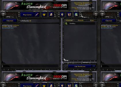 Warcraft 3 Emo