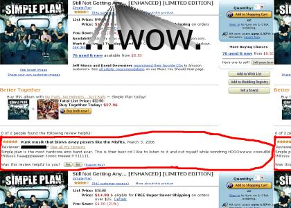 Amazon fails at life.