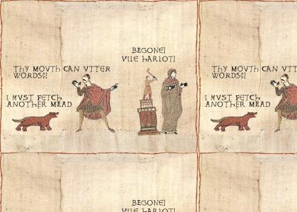 Medieval Family Guy