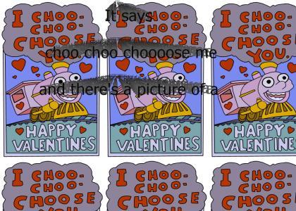 Wiggum Valentine