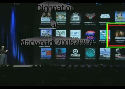 Diggnation Seen At Macworld 2008!