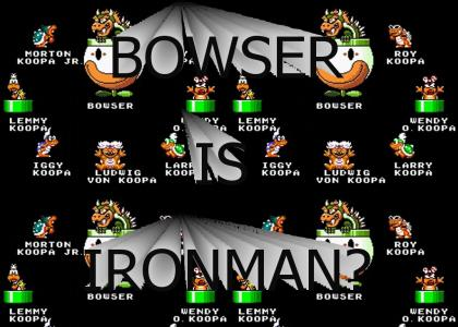 Bowser's Crew