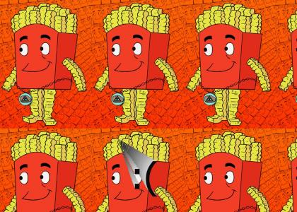 the frylock that could've been