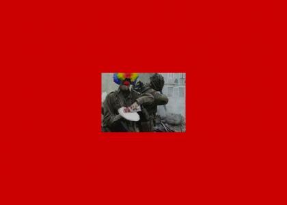 Operation Covert Clown