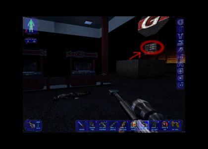 Deus Ex predicts the future