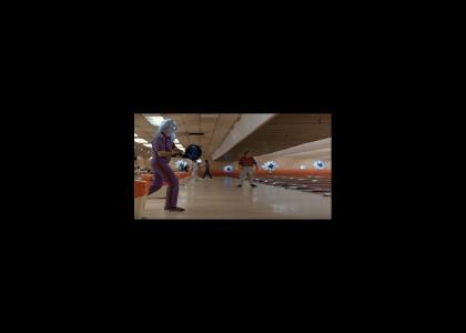 Saruman Goes Bowling