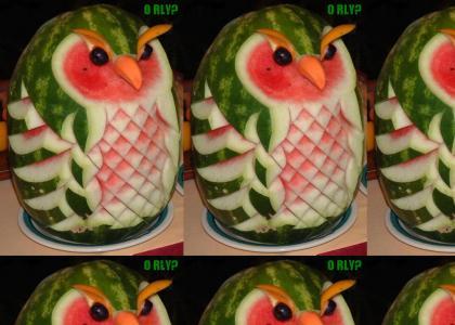 Watermelon... O RLY?!