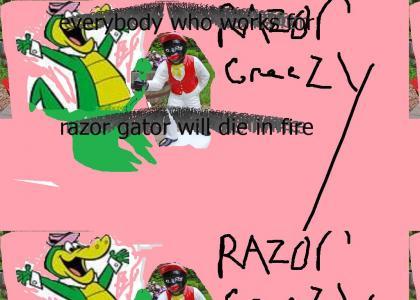 GREEZY47 JUST LOVES RASER GATER
