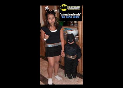 Batman: ualuealuealeuale - The Early Years