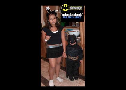 Batman: ualuealuealeuale - The Early Years