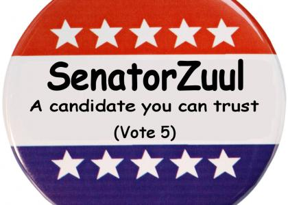 SenatorZuul, a mod you can trust.