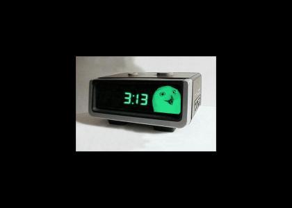 O RLY? Alarm-clock