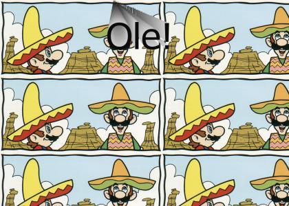 Mario And Luigi: Crossing the Border