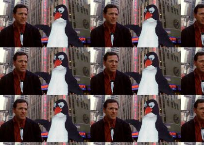Penguins hate bob saget