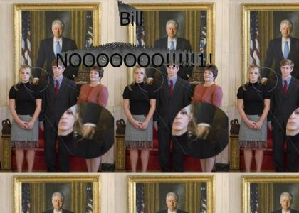 Bill Clinton is at it again! (quick refresh)