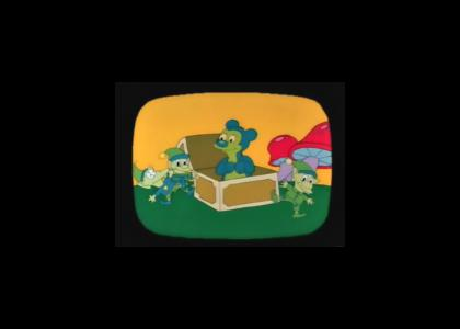 Simpsons: The Happy Little Elves