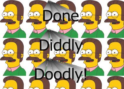 Flanders has a meltdown...