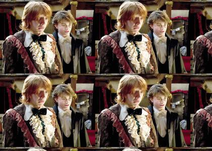Hey Ron (Harry Potter)