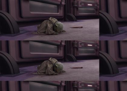 Emo Yoda!