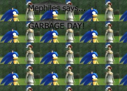 Sonic's Garbage Day