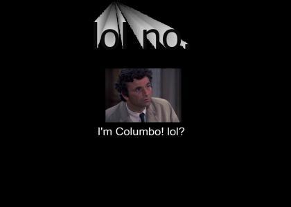 Columbo saves Christmas