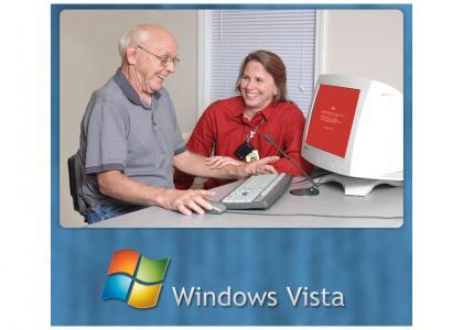 Photoshop Old Man [Windows Vista]