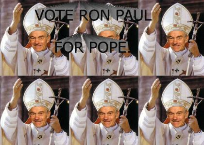 Pope Ron Paul II