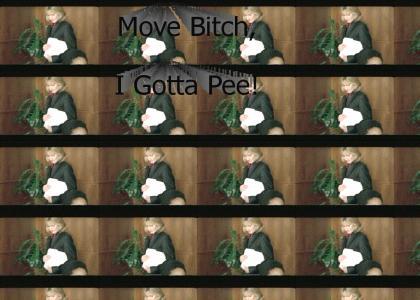 I Gotta Pee!