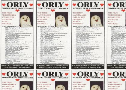 ORLY Dating Service
