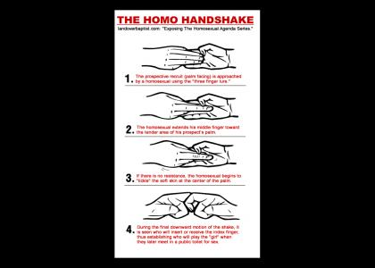 The Homo Handshake