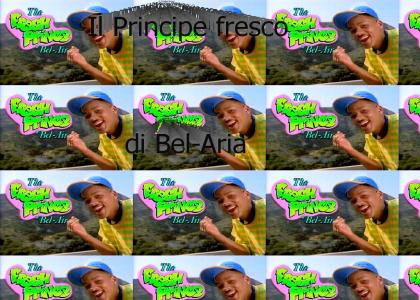 Fresh Prince of Italy