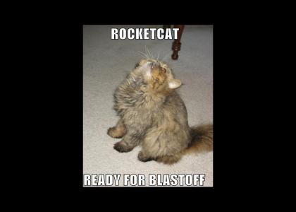 Rocketcat is ready.