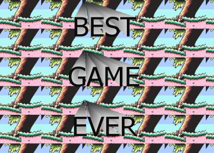 Yoshi's Island is the best game ever!!!