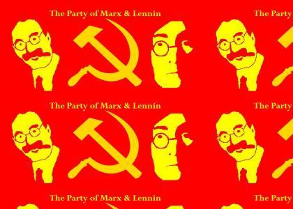 Marx Lennin Communism