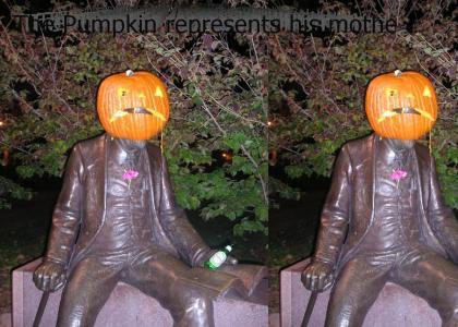 The Halloween Adventures of SIGMUND FREUD