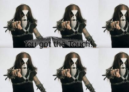 THE TOUCH!