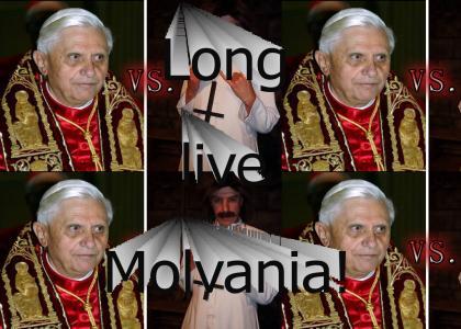 I am the Anti-Pope!