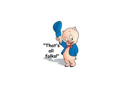 OMG porky pig oopsied