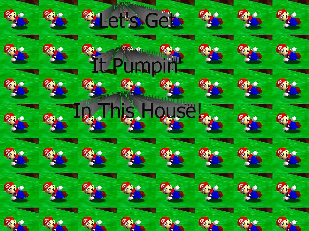 marioispumpingthishouse