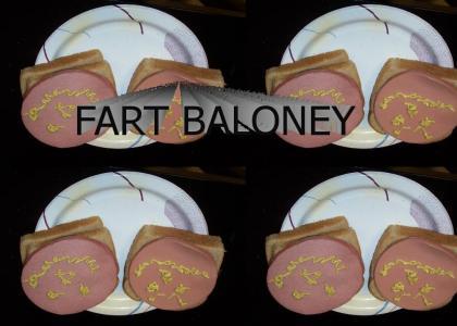 FART BALONEY