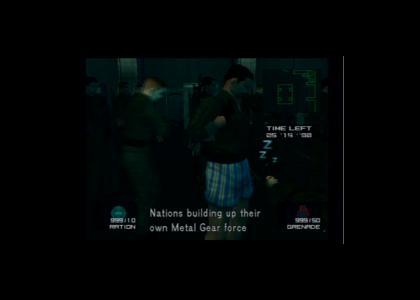 Metal Gear Boxers