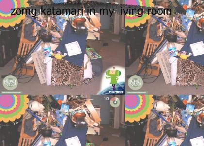 A Real Life Katamari !!