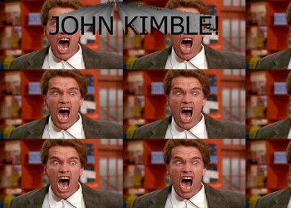 Arnold Calls Gateway!