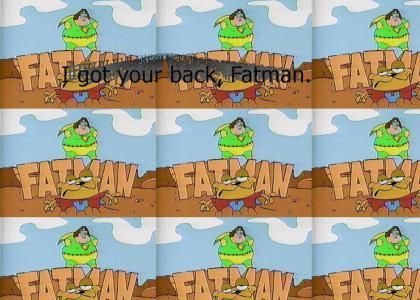 Weird Al aka FATMAN!!!
