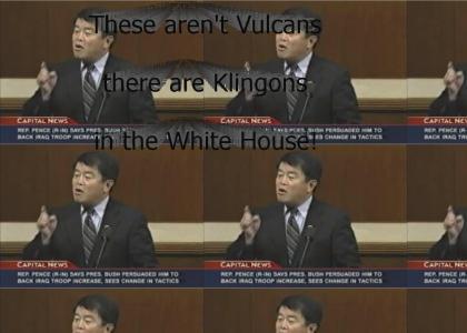 These aren't Vulcans