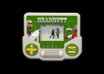 Zidane Tiger Handheld